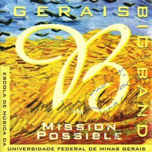 Gerais Big Band - Mission Possible - 1999
